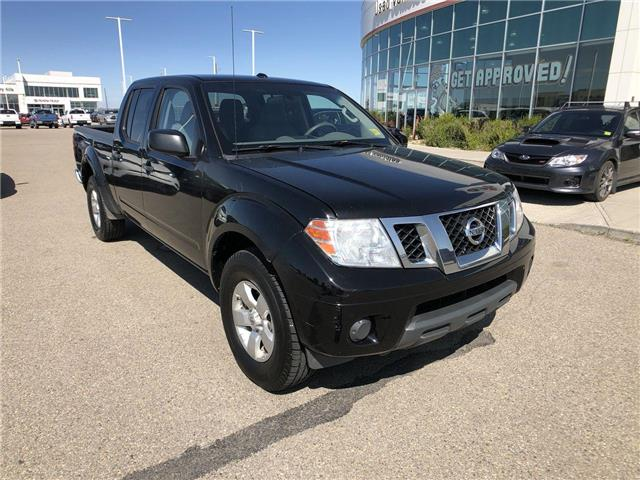 2013 Nissan Frontier  (Stk: 2900979B) in Calgary - Image 1 of 15