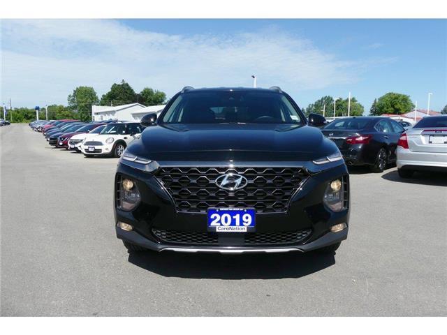 2019 Hyundai Santa Fe Preferred   AWD   HTD SEATS+WHEEL   BACKUP CAM   (Stk: DR303) in Brantford - Image 2 of 42
