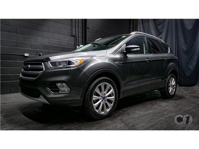 2017 Ford Escape Titanium (Stk: CB19-279) in Kingston - Image 2 of 35