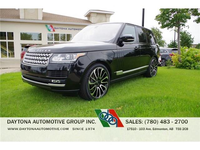 2014 Land Rover Range Rover 5.0L V8 Supercharged (Stk: 5974) in Edmonton - Image 1 of 20