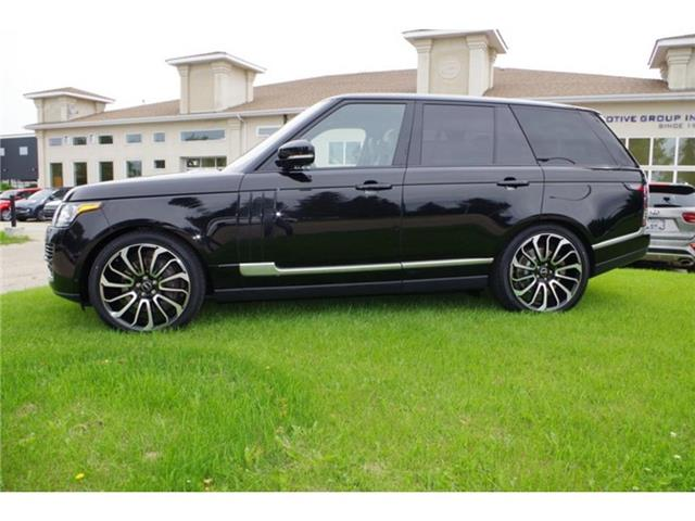 2014 Land Rover Range Rover 5.0L V8 Supercharged (Stk: 5974) in Edmonton - Image 2 of 20