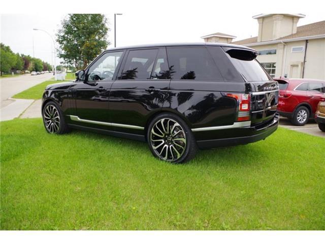 2014 Land Rover Range Rover 5.0L V8 Supercharged (Stk: 5974) in Edmonton - Image 3 of 20