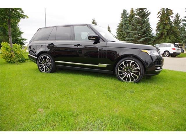 2014 Land Rover Range Rover 5.0L V8 Supercharged (Stk: 5974) in Edmonton - Image 7 of 20