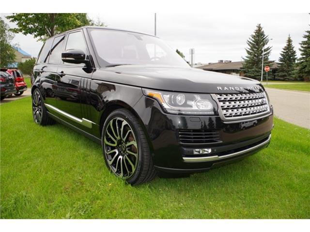 2014 Land Rover Range Rover 5.0L V8 Supercharged (Stk: 5974) in Edmonton - Image 8 of 20