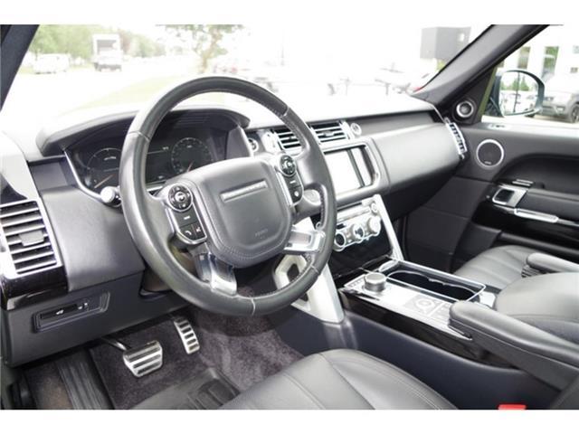 2014 Land Rover Range Rover 5.0L V8 Supercharged (Stk: 5974) in Edmonton - Image 17 of 20
