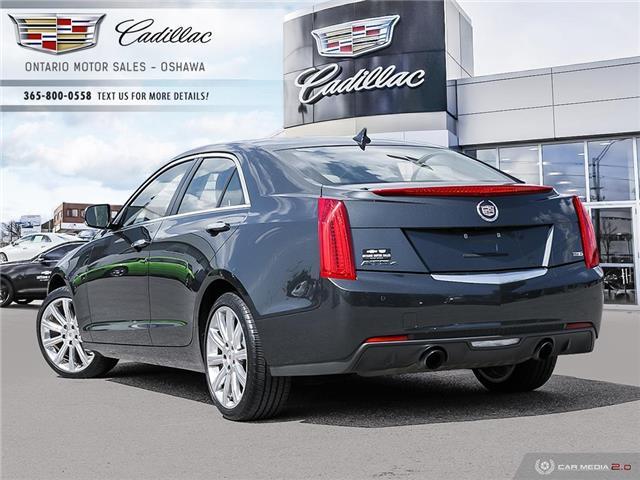 2014 Cadillac ATS 3.6L Luxury (Stk: 203326A) in Oshawa - Image 5 of 36