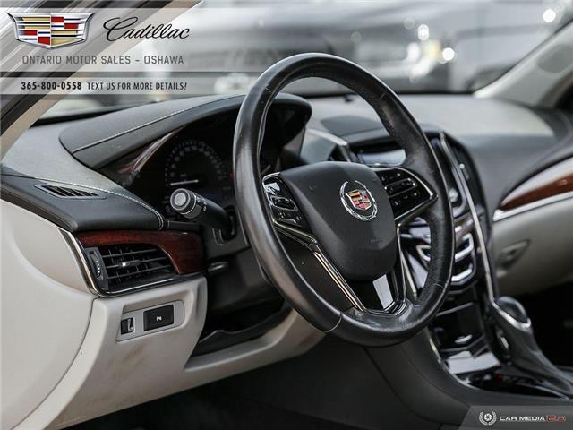 2014 Cadillac ATS 3.6L Luxury (Stk: 203326A) in Oshawa - Image 17 of 36