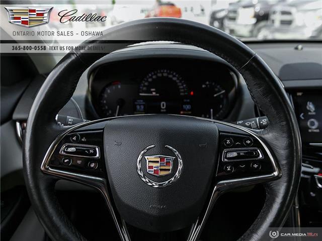 2014 Cadillac ATS 3.6L Luxury (Stk: 203326A) in Oshawa - Image 18 of 36