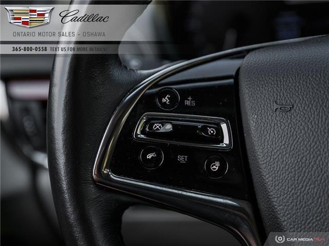 2014 Cadillac ATS 3.6L Luxury (Stk: 203326A) in Oshawa - Image 21 of 36