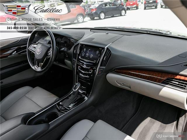 2014 Cadillac ATS 3.6L Luxury (Stk: 203326A) in Oshawa - Image 28 of 36