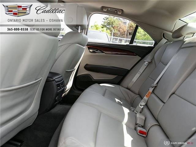 2014 Cadillac ATS 3.6L Luxury (Stk: 203326A) in Oshawa - Image 29 of 36