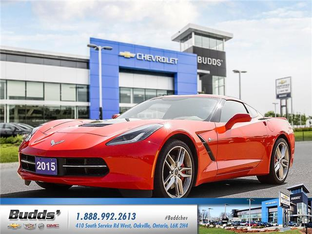 2015 Chevrolet Corvette Stingray Z51 (Stk: CV9026PA) in Oakville - Image 1 of 19