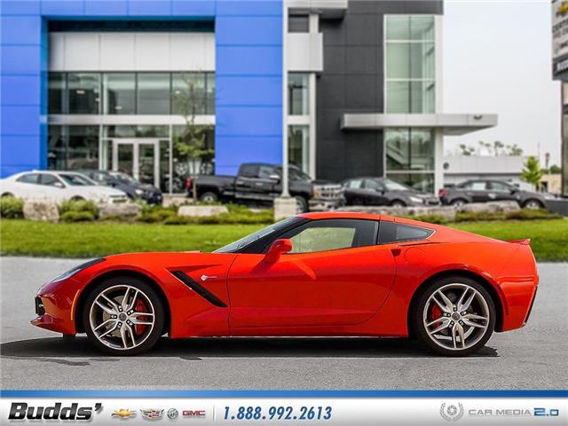 2015 Chevrolet Corvette Stingray Z51 (Stk: CV9026PA) in Oakville - Image 2 of 19