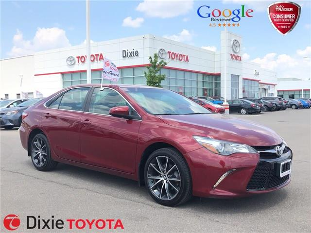 2016 Toyota Camry  (Stk: D191126A) in Mississauga - Image 1 of 19