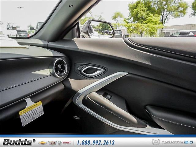 2019 Chevrolet Camaro 2SS (Stk: CM9009) in Oakville - Image 11 of 25