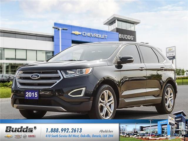 2015 Ford Edge Titanium (Stk: XT9165PA) in Oakville - Image 1 of 25