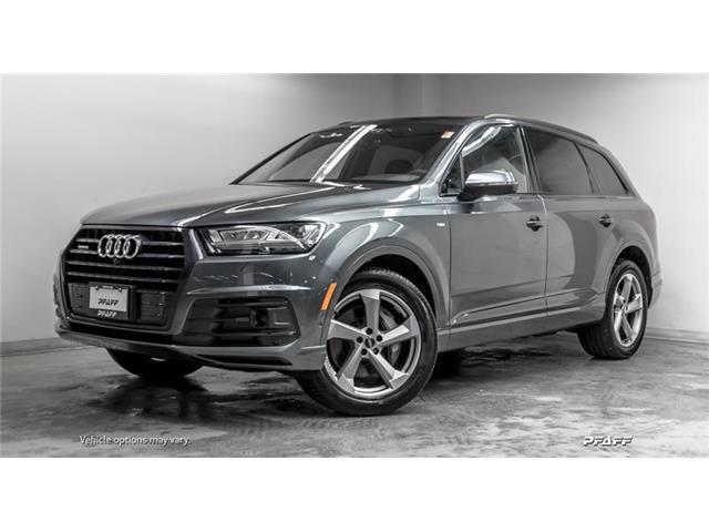 2019 Audi Q7 55 Technik (Stk: T16967) in Vaughan - Image 1 of 21