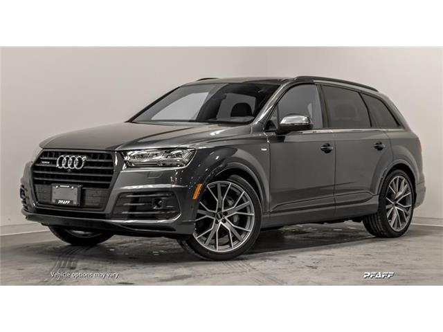 2019 Audi Q7 55 Technik (Stk: T16981) in Vaughan - Image 1 of 21