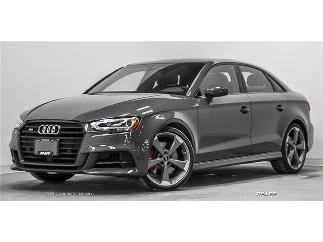 2019 Audi S3 2.0T Technik (Stk: T17002) in Vaughan - Image 1 of 21