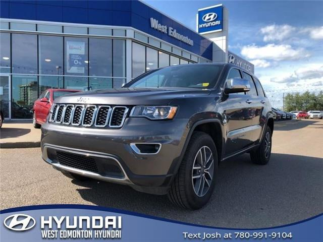 2019 Jeep Grand Cherokee 2BH (Stk: P0972) in Edmonton - Image 1 of 28