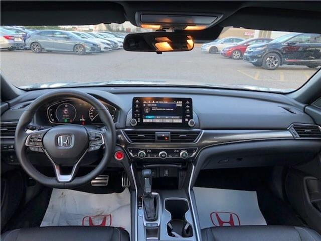 2019 Honda Accord Sport 1.5T (Stk: K1193) in Georgetown - Image 3 of 11