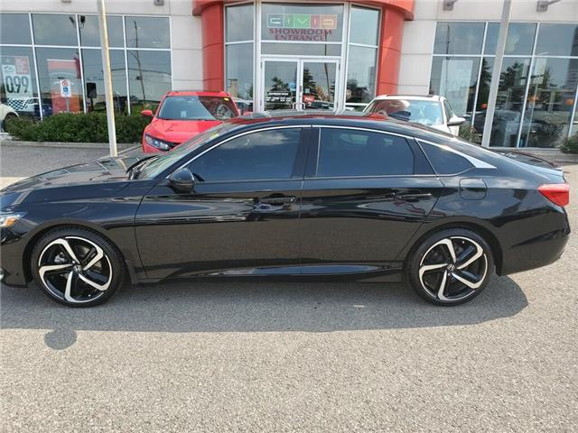 2019 Honda Accord Sport 1.5T (Stk: K1183) in Georgetown - Image 2 of 7