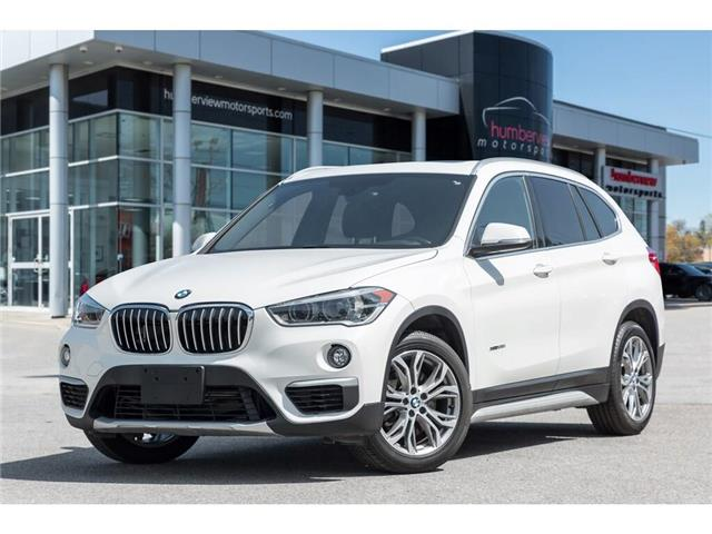 2017 BMW X1 xDrive28i (Stk: 19HMS666) in Mississauga - Image 1 of 22
