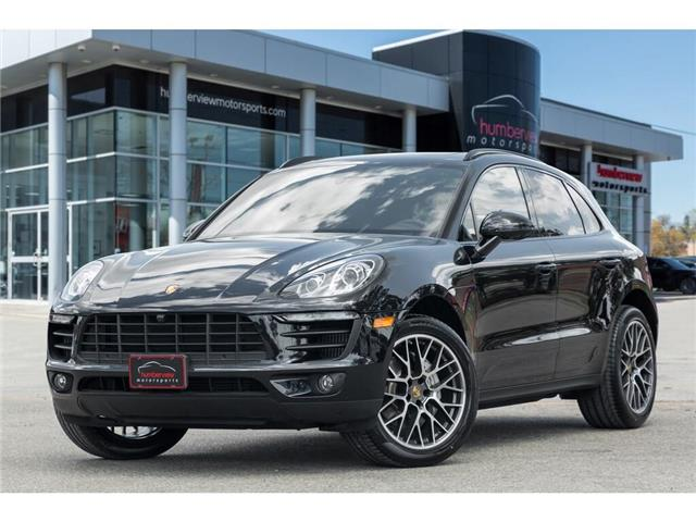 2018 Porsche Macan S (Stk: 19HMS642) in Mississauga - Image 1 of 24