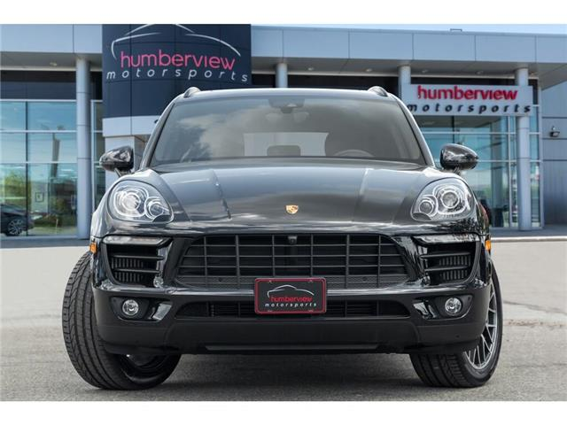 2018 Porsche Macan S (Stk: 19HMS642) in Mississauga - Image 2 of 24