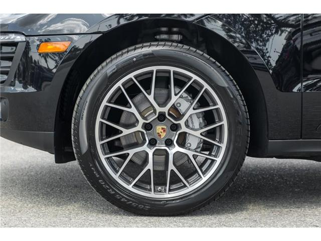 2018 Porsche Macan S (Stk: 19HMS642) in Mississauga - Image 5 of 24