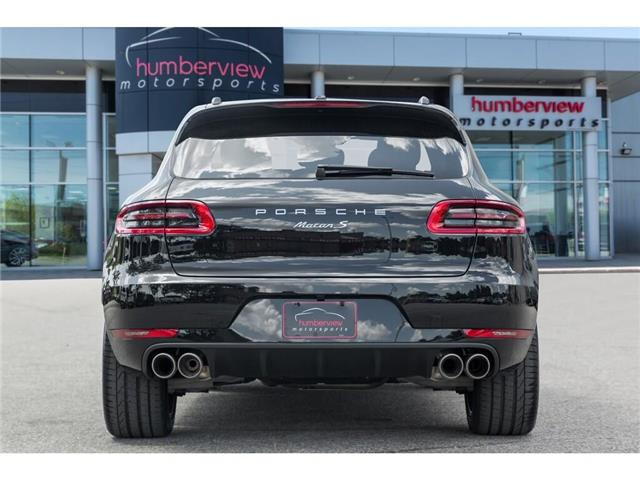 2018 Porsche Macan S (Stk: 19HMS642) in Mississauga - Image 7 of 24