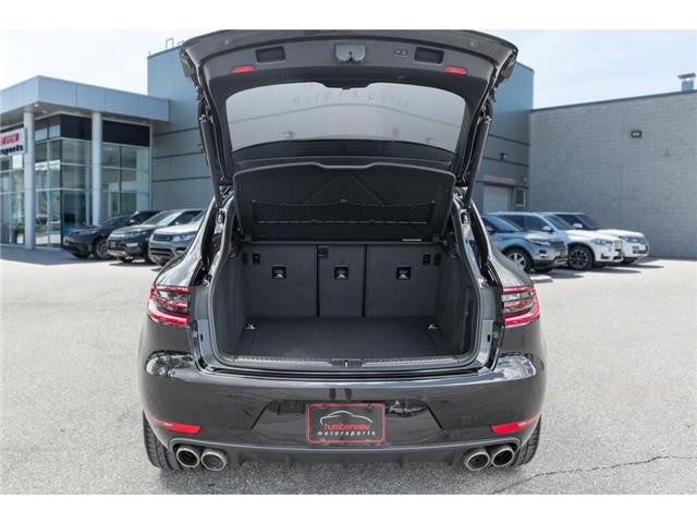 2018 Porsche Macan S (Stk: 19HMS642) in Mississauga - Image 8 of 24