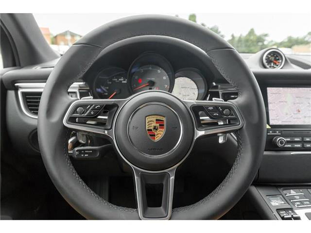 2018 Porsche Macan S (Stk: 19HMS642) in Mississauga - Image 10 of 24
