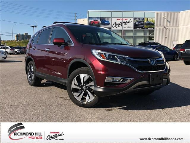 2015 Honda CR-V Touring (Stk: 191488A) in Richmond Hill - Image 1 of 22
