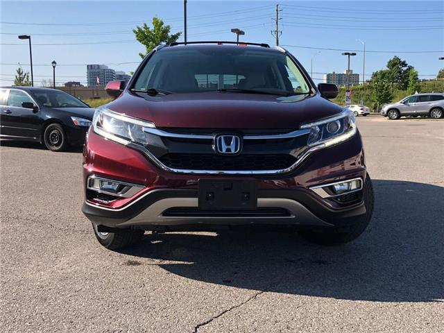 2015 Honda CR-V Touring (Stk: 191488A) in Richmond Hill - Image 2 of 22