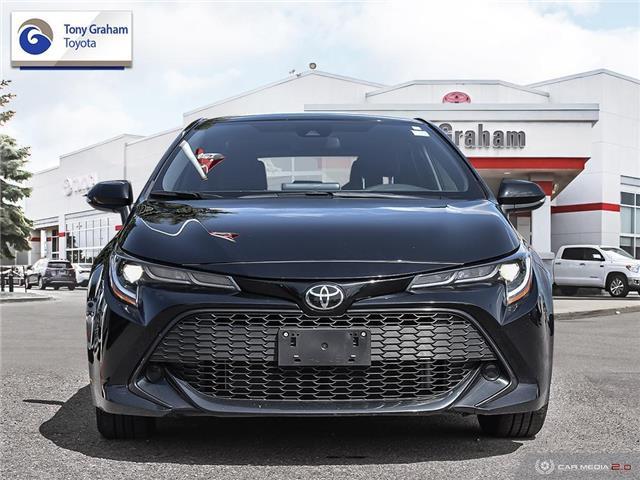 2019 Toyota Corolla Hatchback Base (Stk: U9141) in Ottawa - Image 2 of 27