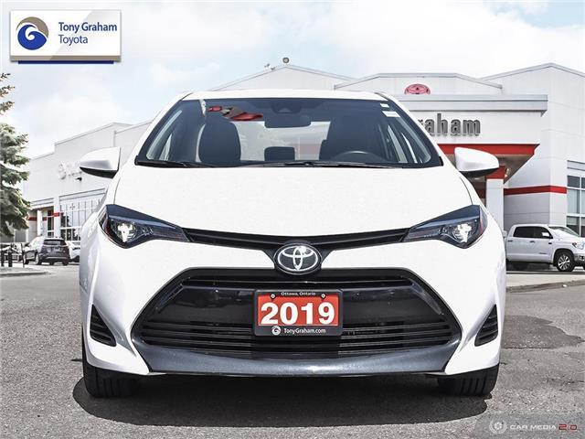 2019 Toyota Corolla LE (Stk: U9135) in Ottawa - Image 2 of 29