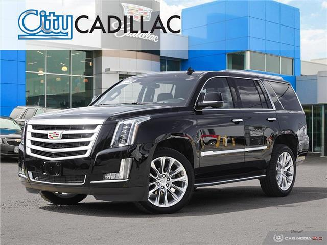 2019 Cadillac Escalade Luxury (Stk: 2991147) in Toronto - Image 1 of 27