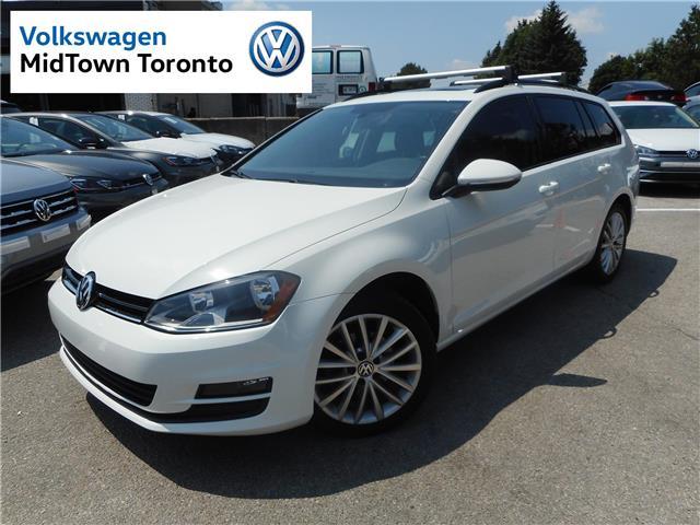 2015 Volkswagen Golf Sportwagon  (Stk: P7286A) in Toronto - Image 1 of 28