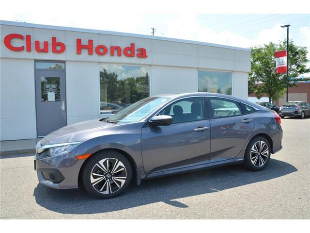 2017 Honda Civic EX-T (Stk: 7205A) in Gloucester - Image 2 of 24