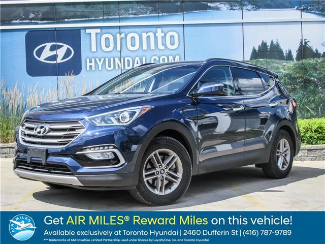 2018 Hyundai Santa Fe Sport 2.4 Premium (Stk: U06581) in Toronto - Image 1 of 19