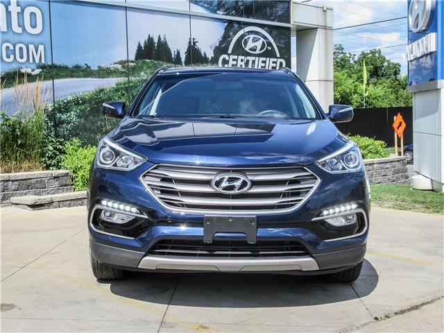 2018 Hyundai Santa Fe Sport 2.4 Premium (Stk: U06581) in Toronto - Image 2 of 19