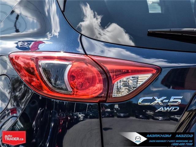 2016 Mazda CX-5 GS (Stk: N190439A) in Markham - Image 5 of 30