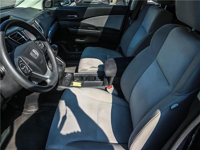 2015 Honda CR-V EX (Stk: 32445-1) in Ottawa - Image 10 of 27