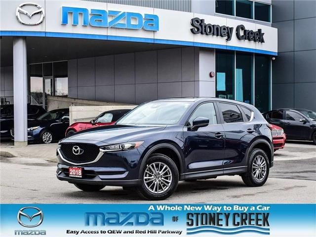 2018 Mazda CX-5 GS (Stk: SR1094) in Hamilton - Image 1 of 14