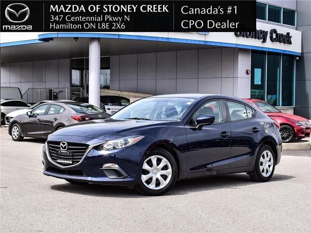 2015 Mazda Mazda3 GX (Stk: SU1169) in Hamilton - Image 1 of 22