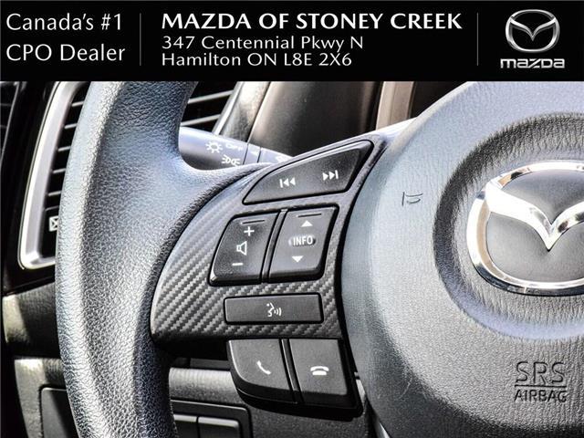 2016 Mazda Mazda3 GX (Stk: SU1277) in Hamilton - Image 20 of 24