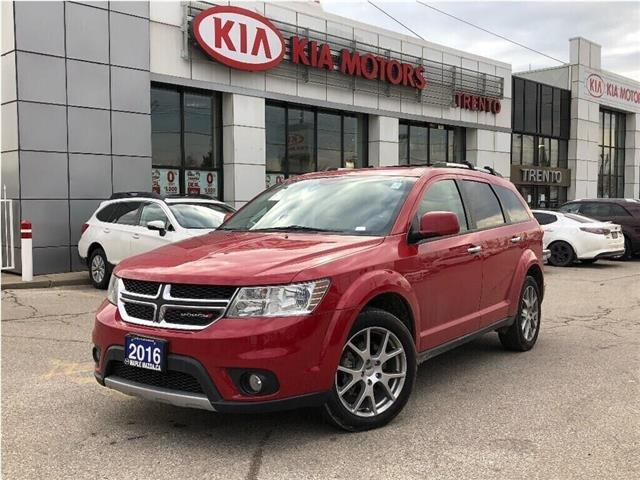2016 Dodge Journey R/T (Stk: SF113) in North York - Image 23 of 27