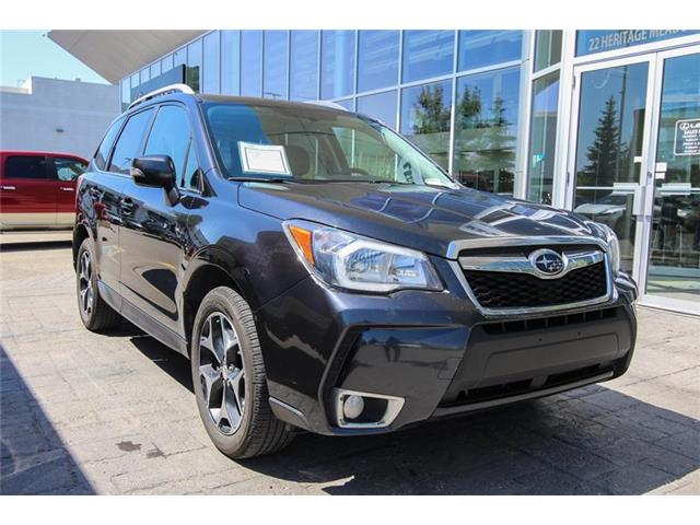 2014 Subaru Forester 2.0XT Touring (Stk: 190579B) in Calgary - Image 1 of 15