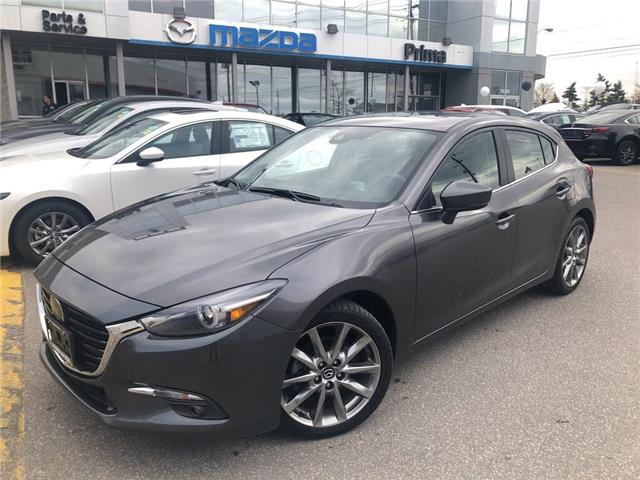 2018 Mazda Mazda3 Sport GT (Stk: P-4129) in Woodbridge - Image 1 of 30